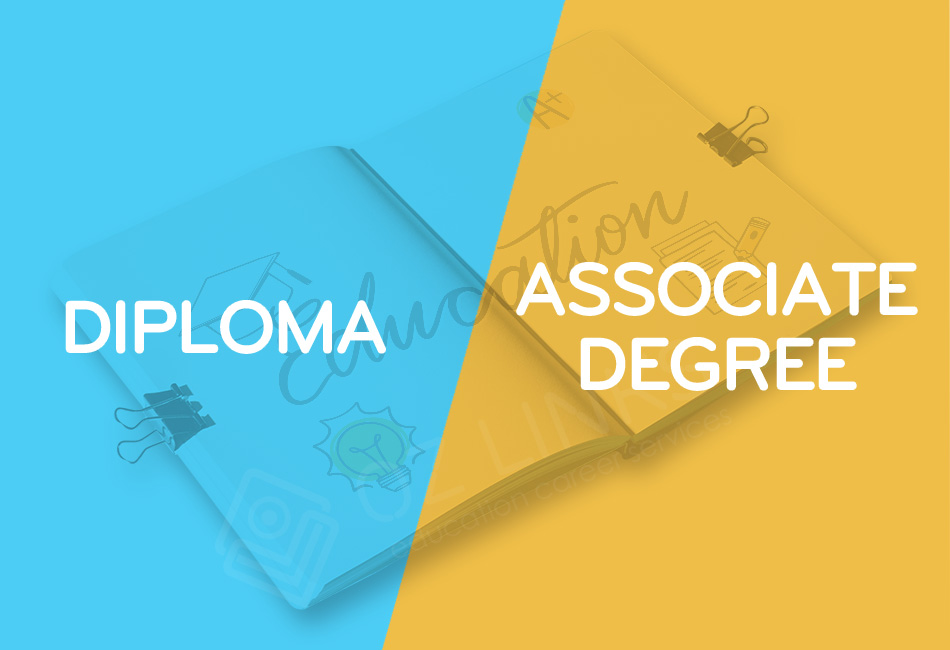 Difference Between Diploma and Associate Degree_ozlinks education